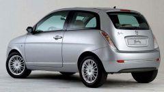 Lancia Ypsilon 2007: le prime foto - Immagine: 2