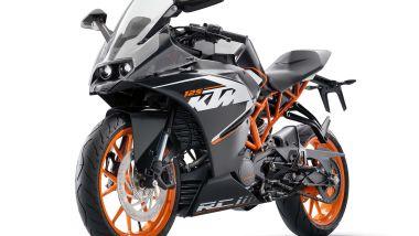Listino prezzi KTM RC 125
