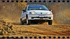Back to the 90's: Peugeot 106 Rallye 1.3