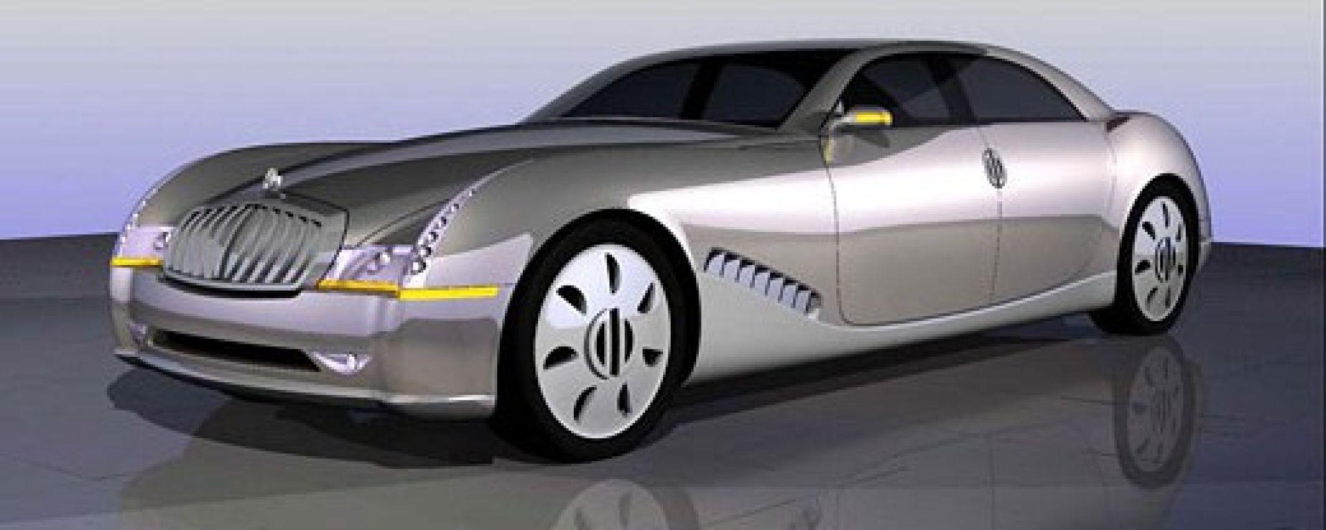 DiMora Natalia SLS 2: l'auto più cara del mondo