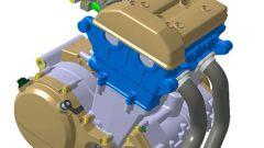 JCB DieselMax: come è fatta l'auto del record - Immagine: 1