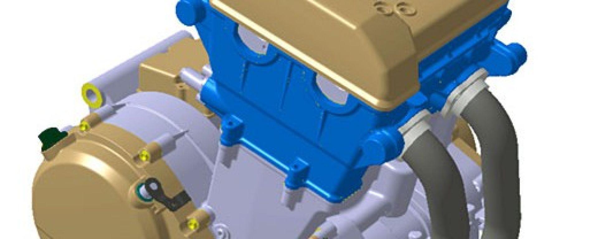 JCB DieselMax: come è fatta l'auto del record