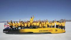 JCB DieselMax: come è fatta l'auto del record - Immagine: 26
