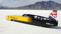 JCB DieselMax: come è fatta l'auto del record - Immagine: 27