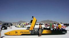 JCB DieselMax: come è fatta l'auto del record - Immagine: 29