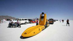 JCB DieselMax: come è fatta l'auto del record - Immagine: 30