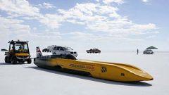 JCB DieselMax: come è fatta l'auto del record - Immagine: 31