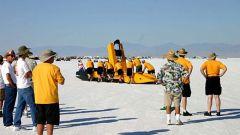 JCB DieselMax: come è fatta l'auto del record - Immagine: 32