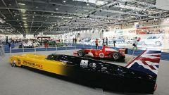 JCB DieselMax: come è fatta l'auto del record - Immagine: 36