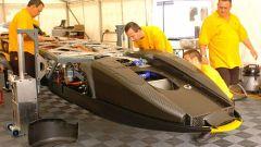 JCB DieselMax: come è fatta l'auto del record - Immagine: 40