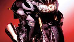 Kawasaki Z1000 2007 - Immagine: 2