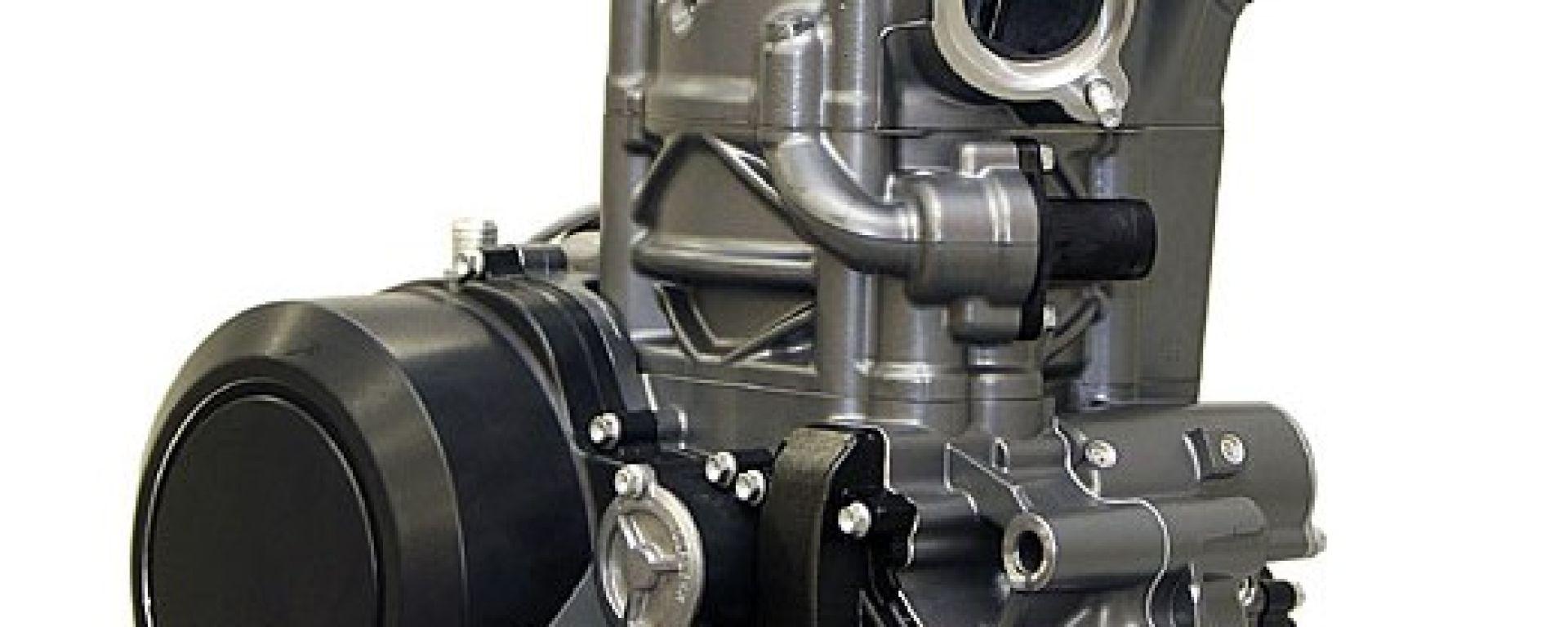 KTM: 60 cv per l'LC4 2007
