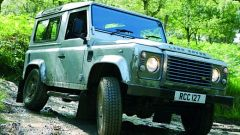 Land Rover Defender 2007 - Immagine: 15