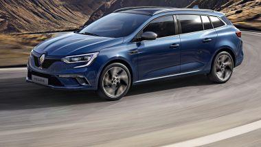 Listino prezzi Renault Mégane Sporter