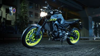 Listino prezzi Yamaha MT 09