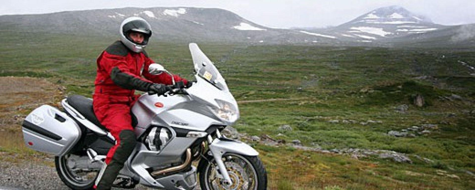 Raid Norge 2006 / La moto: come è andata con la Norge 1200