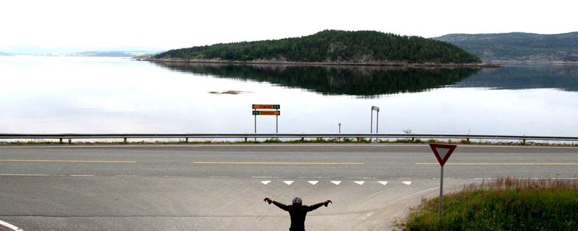 Raid Norge 2006 / Quarta tappa: Trondheim - Mo I Rana (429 km)