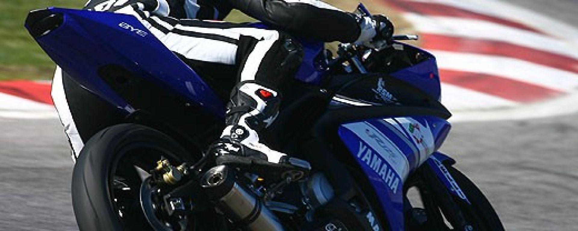 Yamaha R125 Cup