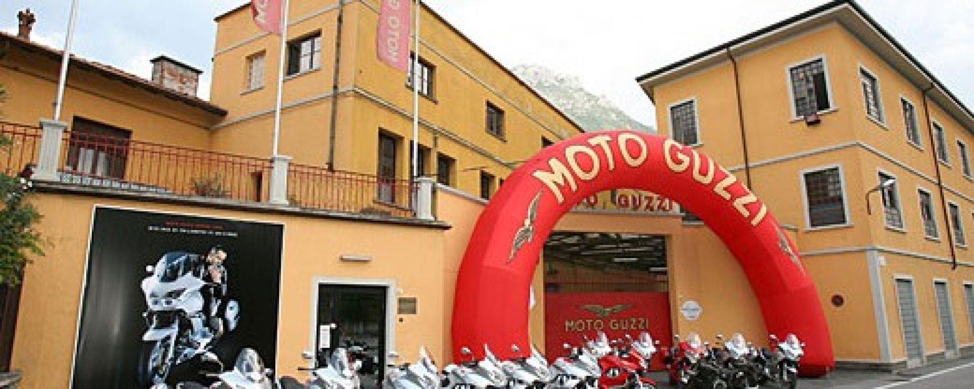 Raid Norge 2006 / Prima tappa - Mandello/Hannover (km 1000)