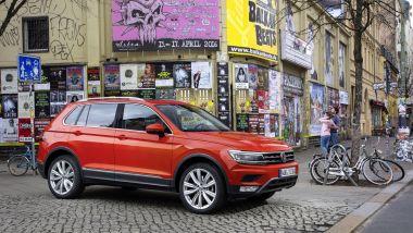 Listino prezzi Volkswagen Tiguan