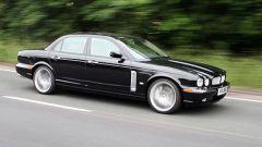 Jaguar XJR Portfolio: la perla nera - Immagine: 1
