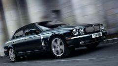 Jaguar XJR Portfolio: la perla nera - Immagine: 2