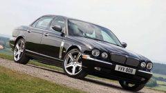 Jaguar XJR Portfolio: la perla nera - Immagine: 4