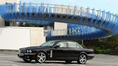 Jaguar XJR Portfolio: la perla nera - Immagine: 5