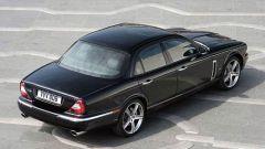 Jaguar XJR Portfolio: la perla nera - Immagine: 7