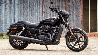 Listino prezzi Harley Davidson Street 750