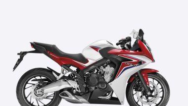 Listino prezzi Honda CBR650F