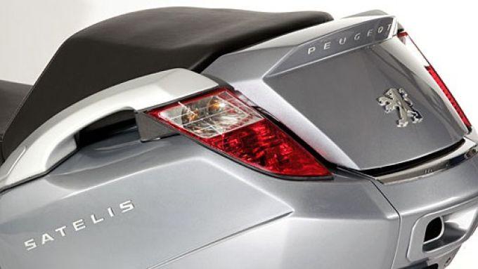 Immagine 1: Peugeot Satelis 250 ie