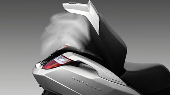 Immagine 3: Peugeot Satelis 250 ie