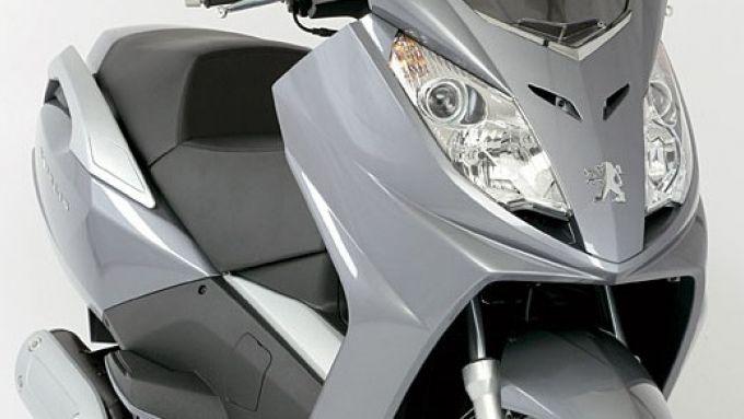 Immagine 9: Peugeot Satelis 250 ie