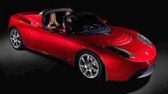 Tesla Roadster / L'auto elettrica risorge - Immagine: 11