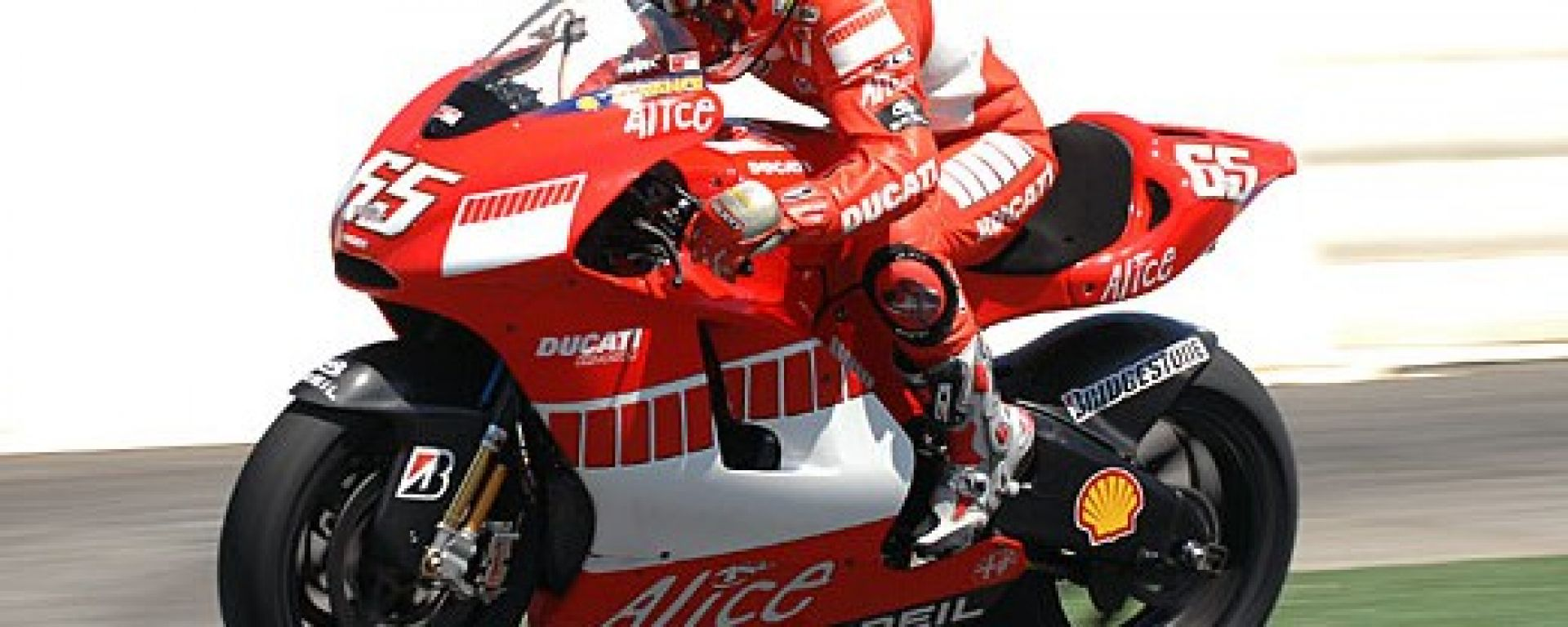 Moto GP Laguna Seca