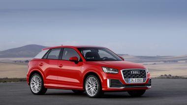 Listino prezzi Audi Q2