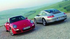 Porsche 911 Targa 4 e 4S - Immagine: 4