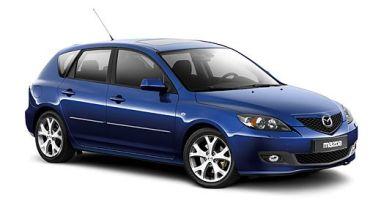 Listino prezzi MAZDA Mazda3