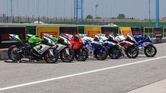 Pirelli Diablo Supercorsa e le moto del mondiale Supersport - Immagine: 21