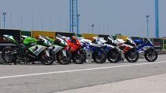 Pirelli Diablo Supercorsa e le moto del mondiale Supersport - Immagine: 22