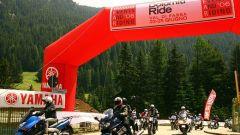 Al Dolomiti Ride con la Yamaha FJR 1300 AS - Immagine: 2