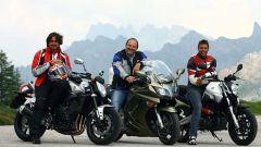 Al Dolomiti Ride con la Yamaha FJR 1300 AS - Immagine: 12