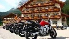 Al Dolomiti Ride con la Yamaha FJR 1300 AS - Immagine: 14