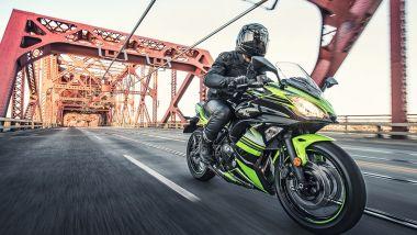Listino prezzi Kawasaki Ninja 650