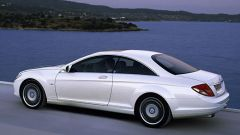 Mercedes CL - Immagine: 3