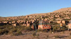 QUINTO GIORNO: DESERTO E VALLI IMMERSE NELLA NATURA - Immagine: 6