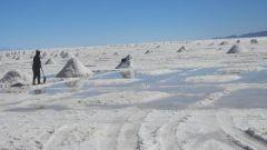 SECONDO GIORNO: IL DESERTO SALAR DE UYUNI - Immagine: 32