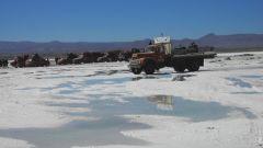 SECONDO GIORNO: IL DESERTO SALAR DE UYUNI - Immagine: 34