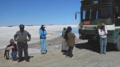 SECONDO GIORNO: IL DESERTO SALAR DE UYUNI - Immagine: 36
